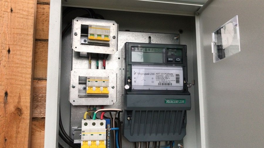 Акт о приемки электромонтажных работ